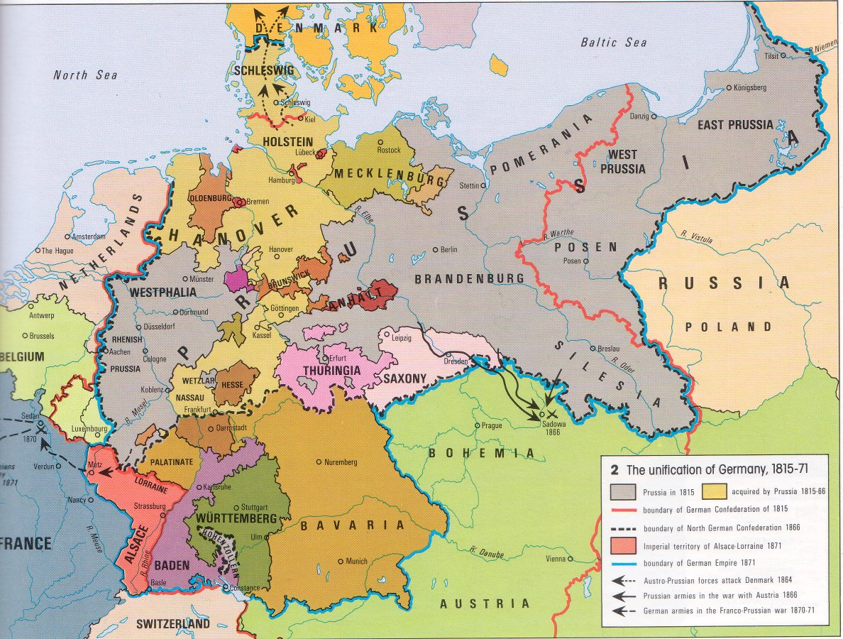 a history of german unification Thus, the reunification was not a merger that created a third state out of the two, but an incorporation, by which west germany absorbed east germany thus, on unification day, 3 october 1990, the german democratic republic ceased to exist, giving way to five new federal states, and east and west berlin were also unified as a single city-state .